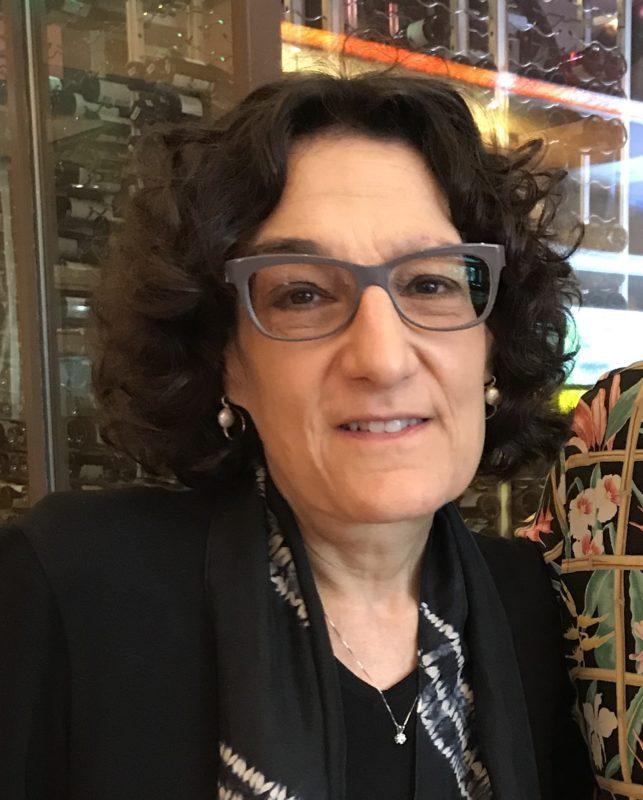 Portrait of Sima Rabinowitz